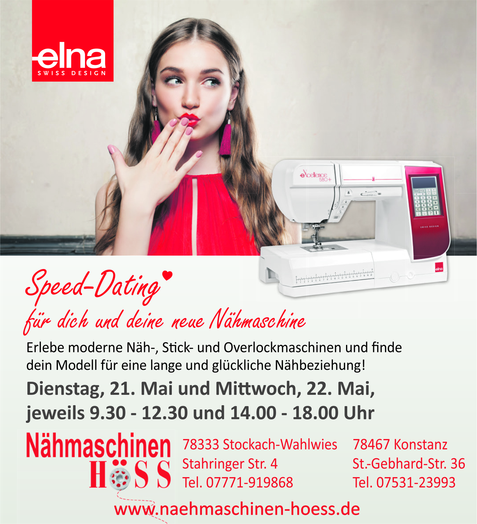 ELNA Speed-Dating